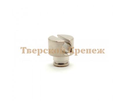Крепление троса газа к карбюратору STIHL FS 130/400/450