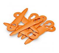Набор пластмассовых ножей STIHL Polycut 02-2