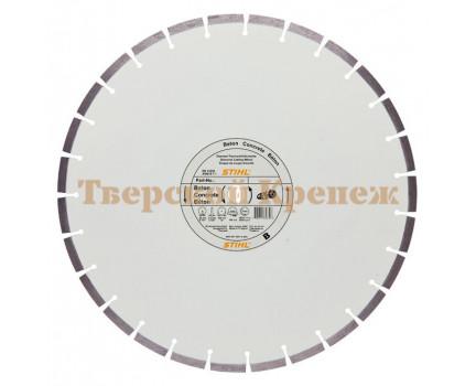 Диск алмазный STIHL 350х20 B60