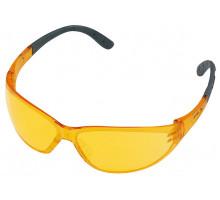 Очки защитные желтые STIHL CONTRAST